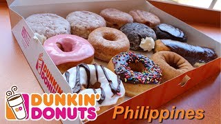 Dunkin Donuts Philippines