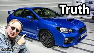 The Truth About Boxer Engine Cars