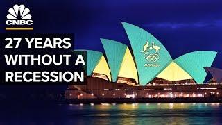 Why Australia Hasn't Had A Recession In Decades