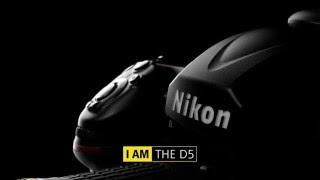 New Flagship Model: The Nikon D5