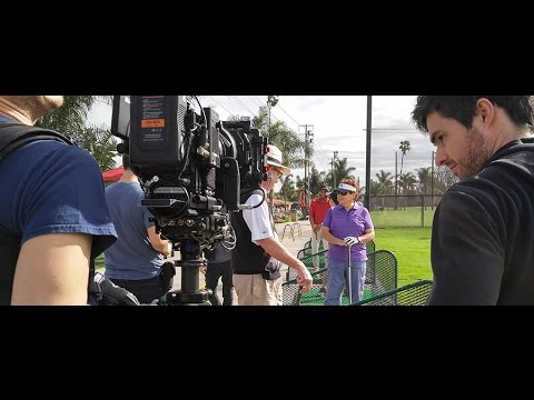 Braille Institute - Behind the Scenes of the Student inSights Commercial