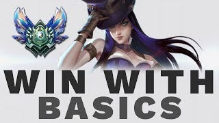 Winning with Basics: Taking on Diamond 5 with Skill Capped
