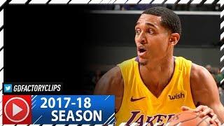 Jordan Clarkson Full Highlights vs Hornets (2017.12.09) - 22 Pts, 6 Ast off the Bench