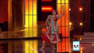 2014 Miss America Nina Davuluri Bollywood Dance Talent