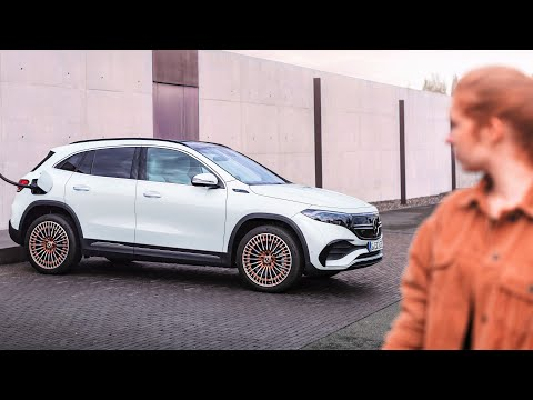 2021 Model Mercedes EQA 250 Teknik ve Özellikleri