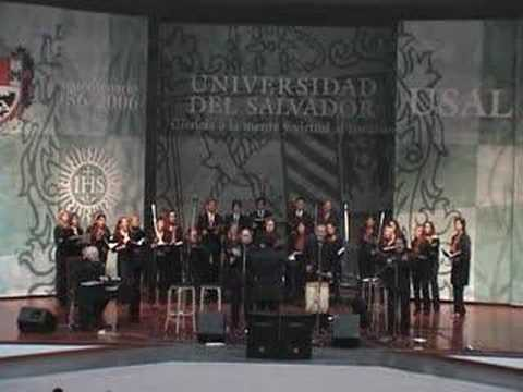 Misa Criolla: Opus Cuatro y Coral Pilar St. John's - Parte 1