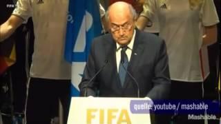 Tom Wolf über die FIFA