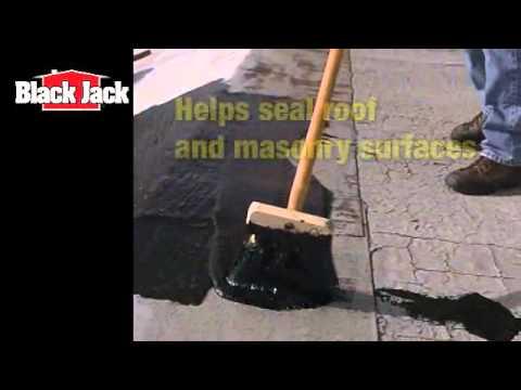 See Amp Choose Black Roof Coatings Solventbased Youtube
