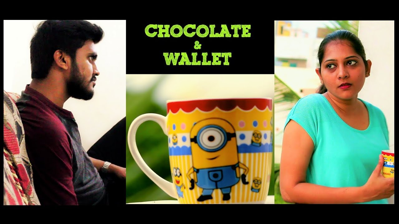 Chocolate & Wallet