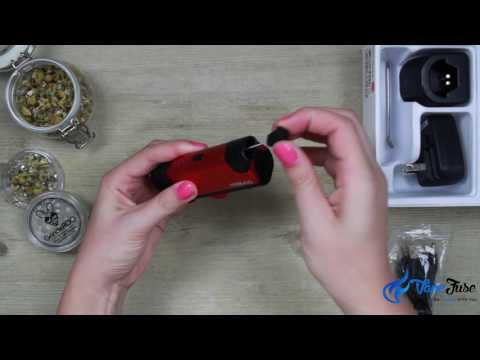 video Vapir Prima Portable Vaporizer