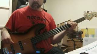 like to get to know you well - howard jones, bass cover
