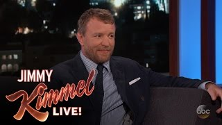 Guest Host David Spade Interviews Guy Ritchie