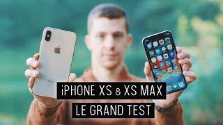 iPhone Xs et Xs Max : TEST complet et avis personnel