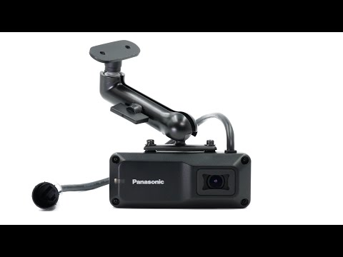Panasonic Public Safety Solutions new AS-1 In-Car Camera