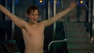 Naked Christmas   The Time of the Doctor   Doctor Who