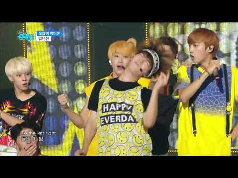 【TVPP】 UP10TION – Tonight, 업텐션 – 오늘이 딱이야 @Show Music Core Live