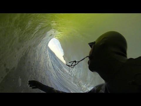 GoPro: East Coast Barrels - Brett Barley