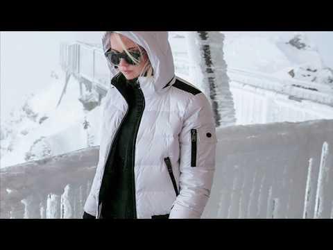 Goldbergh Kohana Bomber Womens Ski Jacket in White