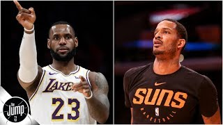 Lakers can make conference finals even without Trevor Ariza trade - Marc J. Spears | The Jump