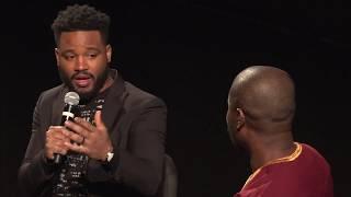 Ryan Coogler's Approach to Filmmaking: Black Panther at BAM