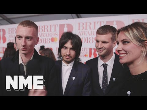 Wolf Alice on their BRITs 2018 nomination, touring with Queens Of The Stone Age and their next album