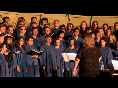 MAU Choir - 5/19/16