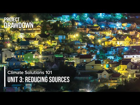 Climate Solutions Unit3:ReducingSources.