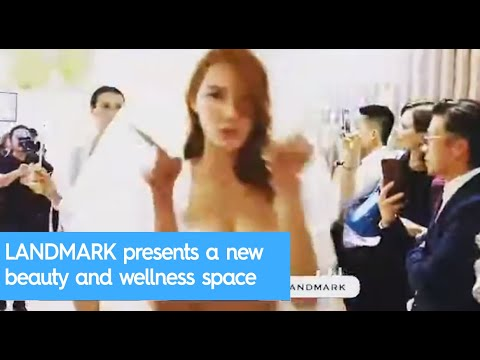 LANDMARK presents a new beauty and wellness space at 3/F, LANDMARK ATRIUM