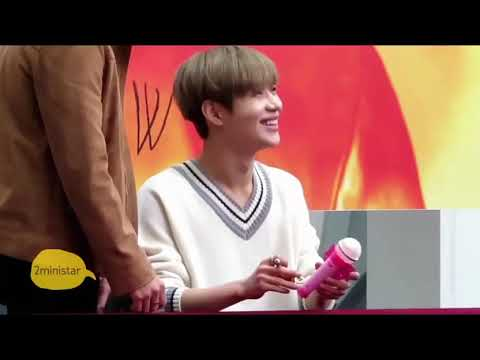 171028 fan made SHINee Taemin laugh #태민 대구 팬싸