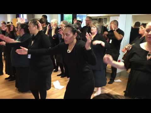 BOPDHB - Celebrating Matariki with Kapa Haka (full version)