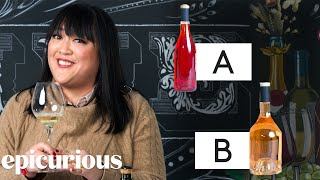 Wine Expert Guesses Cheap vs Expensive Wine | Price Points | Epicurious