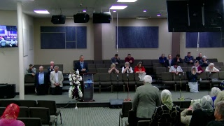 SPRING OF LIFE SUNDAY EVENING SERVICE 11/4/18