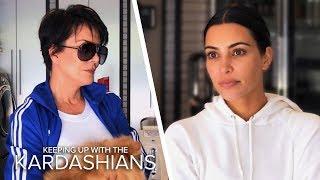 Kim Kardashian Says Tristan's Only Sorry Because He Got Caught   KUWTK   E!