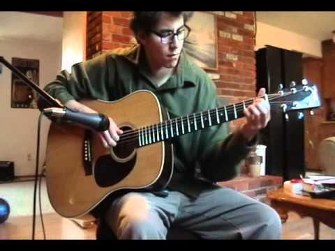 Legend of Ashitaka (Solo Guitar Arrangement)
