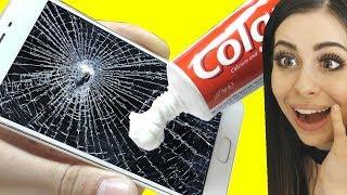 DIY PHONE HACKS that are actually genius