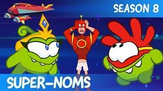 Om Nom Stories - Super-Noms (Сut the Rope) - NEW SEASON 8!