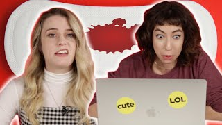 Women React To Period Horror Stories