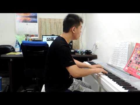 蘇打綠《喜歡寂寞》-孟儒老師鋼琴演奏版 相信音樂教室