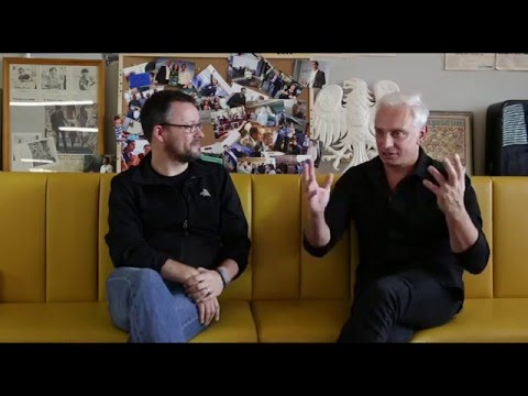 Challengers & Icons™ interview Series 3. Episode 2. Jon Bradford, Co-Founder of F6S