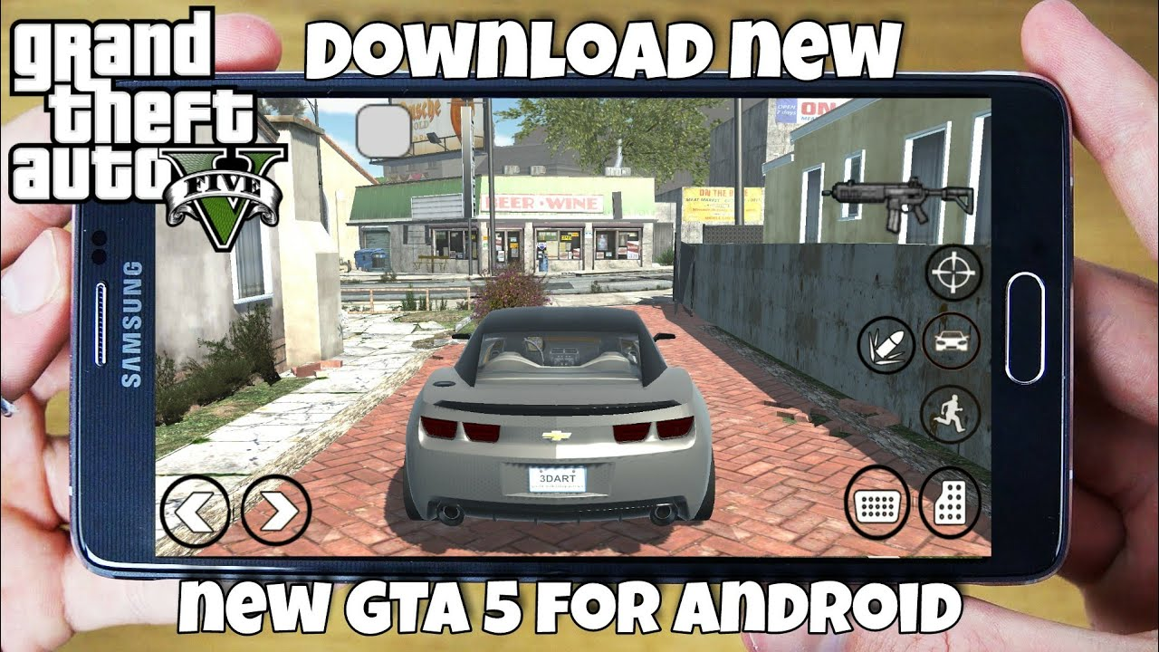 gta+5+demo+download+android