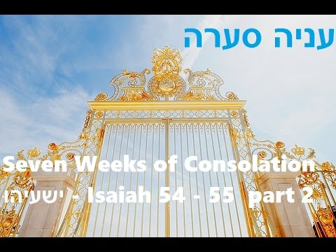 Seven Weeks of Consolation - Week 3 - part 2