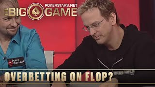 The Big Game S2 ♠️ E9 ♠️ Phil Laak vs Daniel Negreanu and Bryn Kenney ♠️ PokerStars