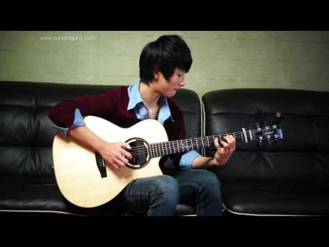 (Maroon 5) She_Will_Be_Loved - Sungha Jung