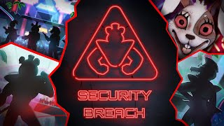 FNAF Security Breach Revealed - New Teaser Analysis (Five Nights at Freddy's News Update)
