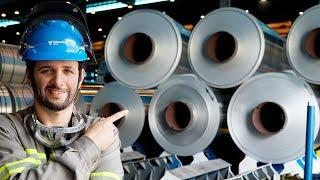 Como é fabricado o alumínio #Boravê