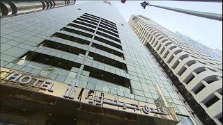 شاهد: فندق quotجيفوراquot دبي ..ألأطول في العالم     -