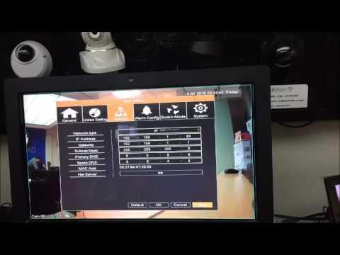 Grabador Digital Hibrido QH7116CHM - QH6008CHM Qihan ARGseguridad