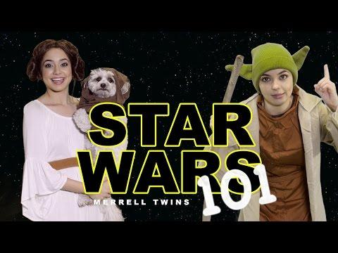 STAR WARS 101 - Merrell Twins