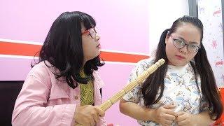 Mẹ Ghẻ Tham Lam Kim Cương và Cái Kết - Trồng Cây Awesome Blossems