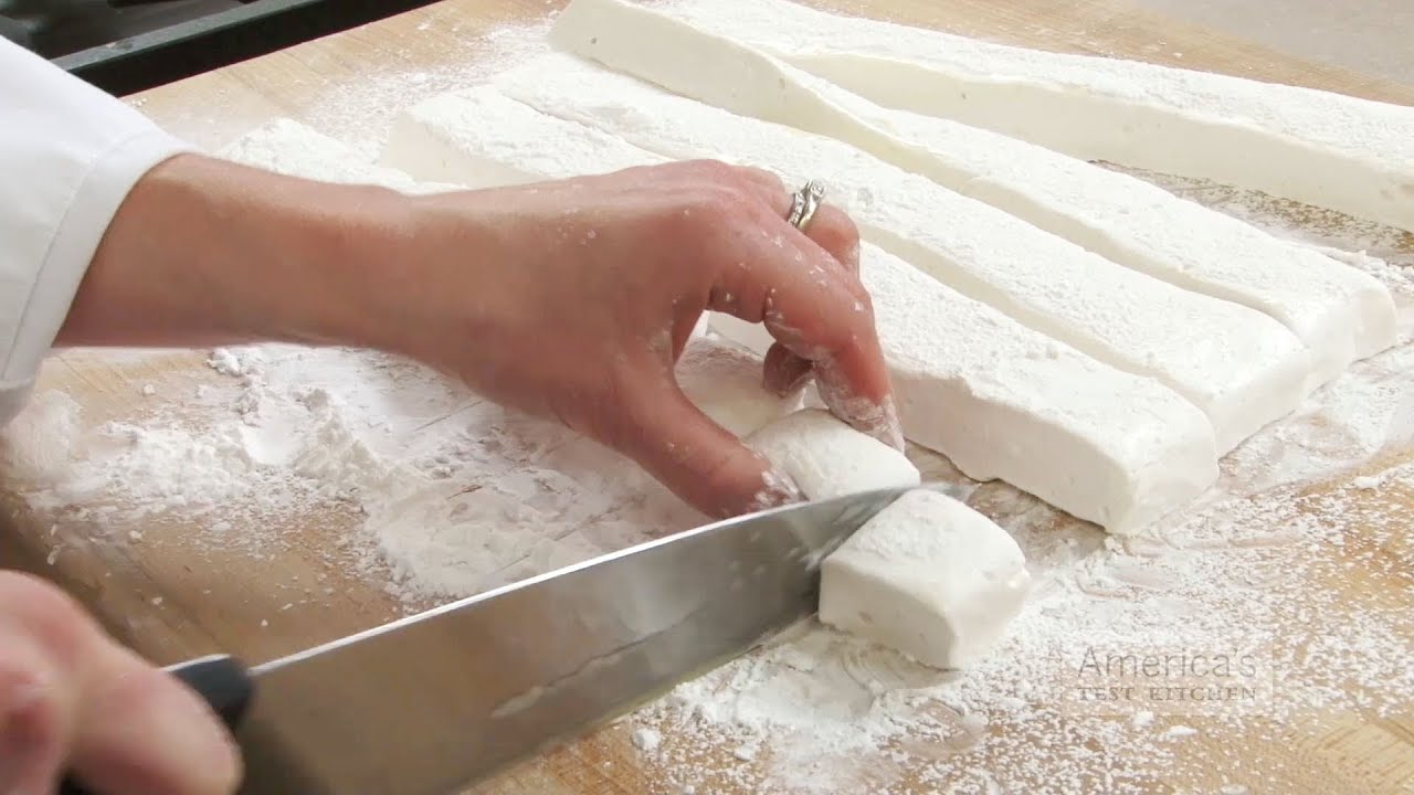 America S Test Kitchen Diy Marshmallows